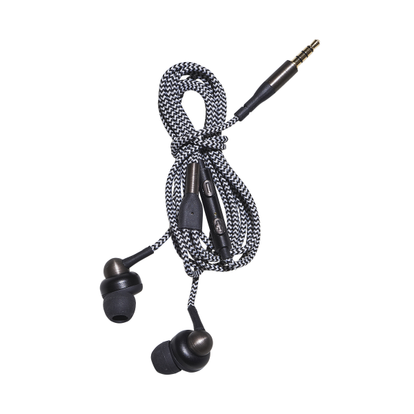 Image of   Kreafunk aGEM in-ear høretelefoner, sort