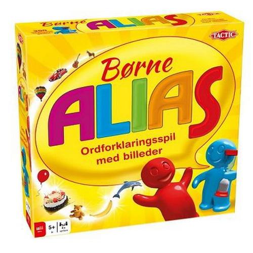 Image of   Børne Alias spil