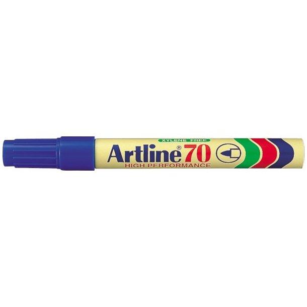 Artline Marker 70 permanent 1,5 blå, 12 st