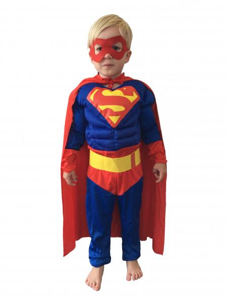 Image of   Kostumer til drenge L Superman
