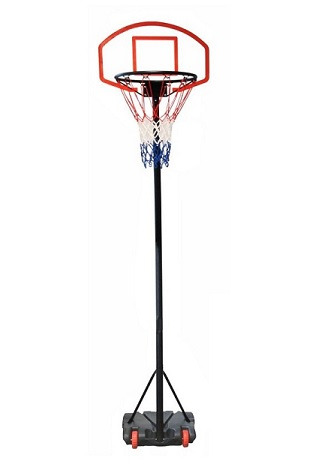 Basketball set, transportabel