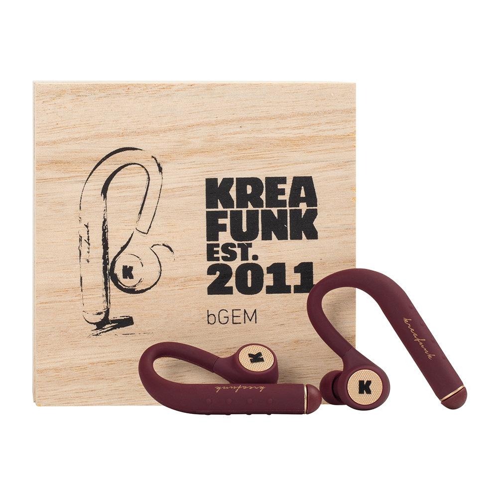 Kreafunk bGEM in ear hörlurar e66722ce04604