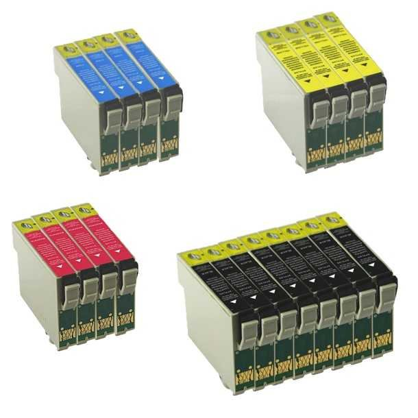 Epson 18 XL combo pack 20 stk blækpatron BK/C/M/Y 325,6 ml