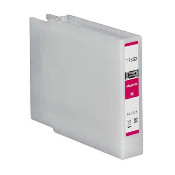 Epson T7553 magenta blækpatron 62 ml C13T755340