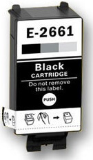 Image of   Epson 266 sort blækpatron 11,5ml - T2661bk - C13T26614010