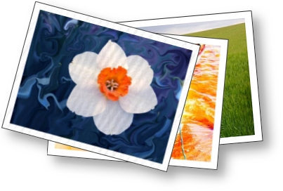 Mat 1 side foto papir, høj kvalitet, A4 110 G, 100 ark