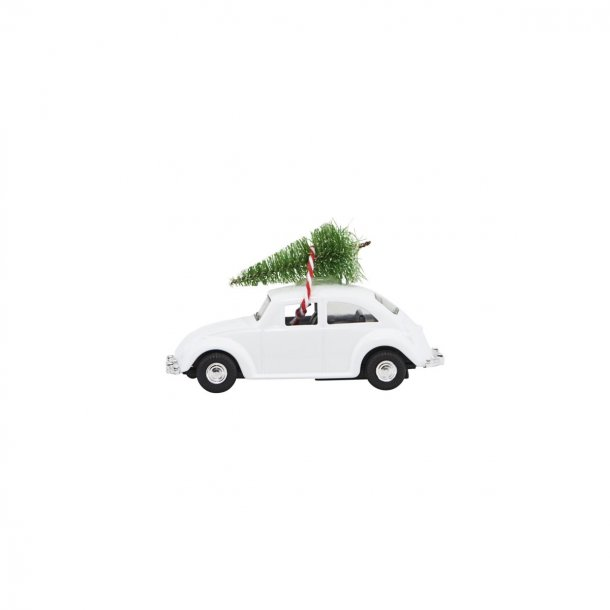 Mini Xmas-bil för dekorationfrån House Doctor