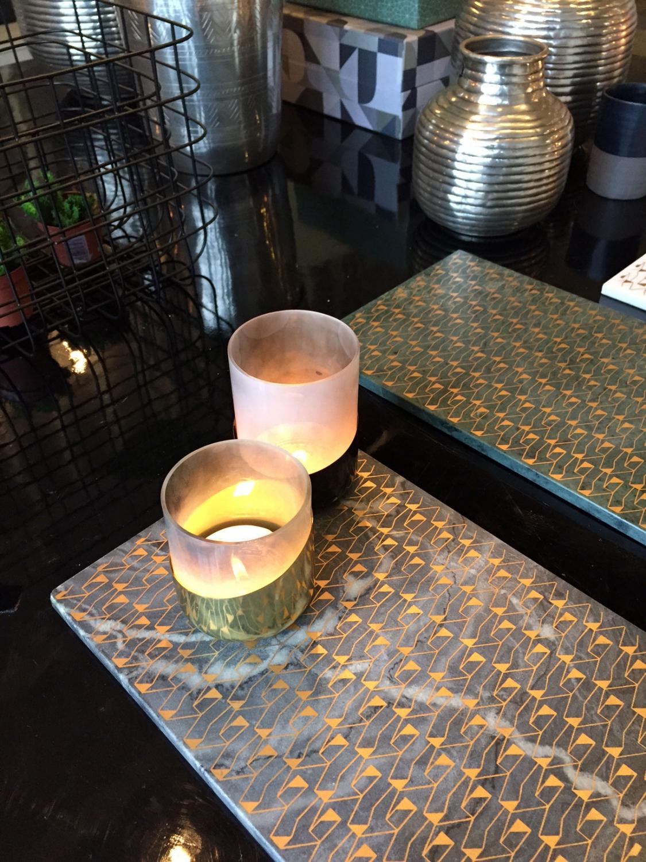 house doctor tealight ljusstaker f r v rmeljus f rm ssingad house doctor brandavenue. Black Bedroom Furniture Sets. Home Design Ideas