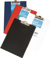 Image of   Bantex dobbelt clipboard. Flere varianter Sort - A4