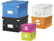 Leitz Click & Store universalboks A3, 369 x 200 x 484 mm Sort