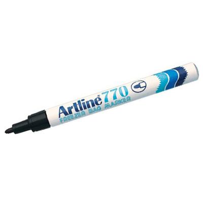 Image of   Artline EK770 frysemarker, sort - 0,7 mm