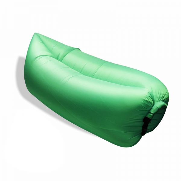 Image of Air bed, grøn el. orange farve Orange