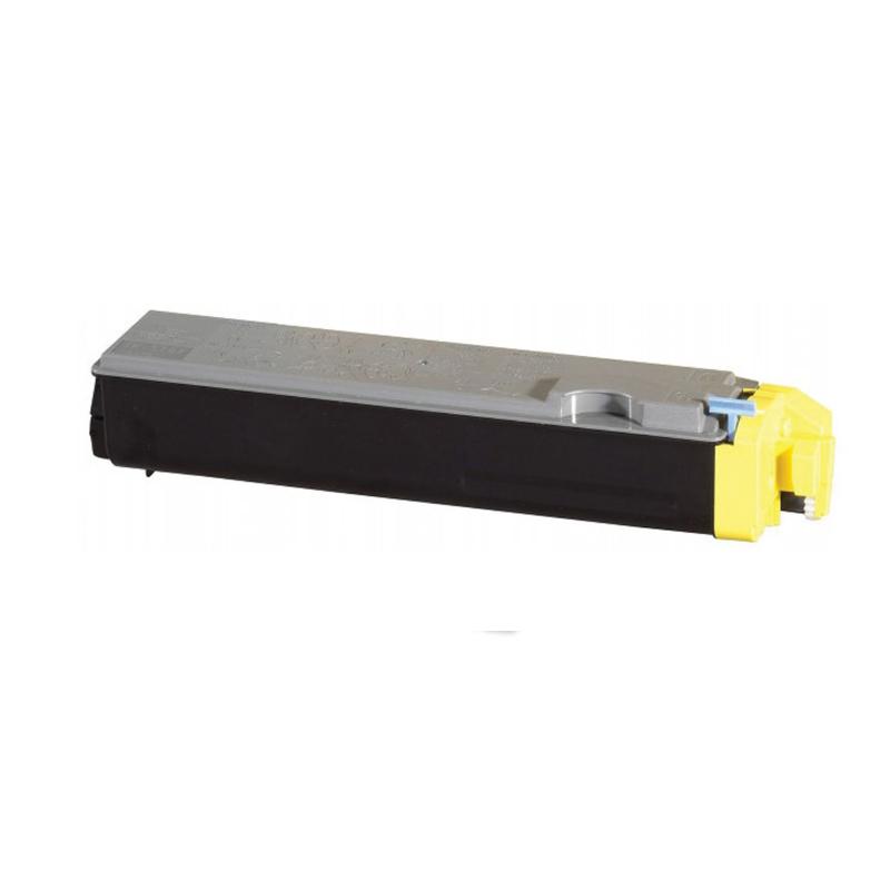 Kyocera TK520 Y Lasertoner, Gul, Kompatibel (4000 sider)