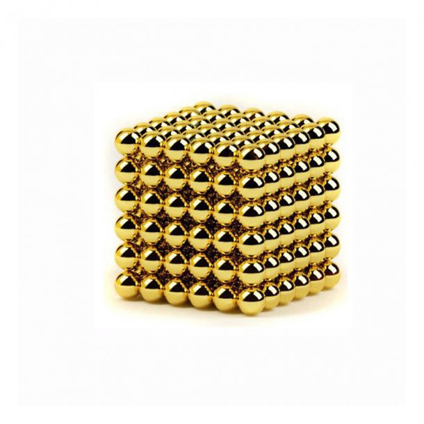 Neocube Golden 216 balls, 5 mm