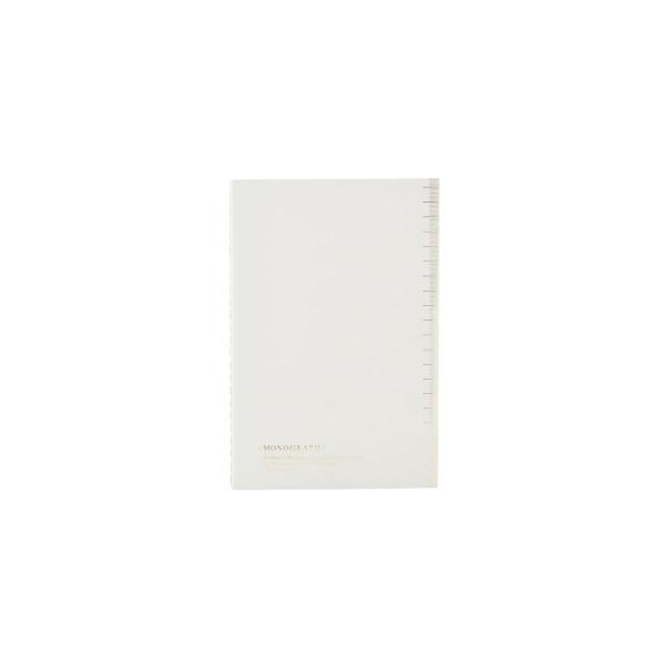 Image of   House Doctor Monograph Notesbog, Soft, grå, A5, prikket papir, 40 sider