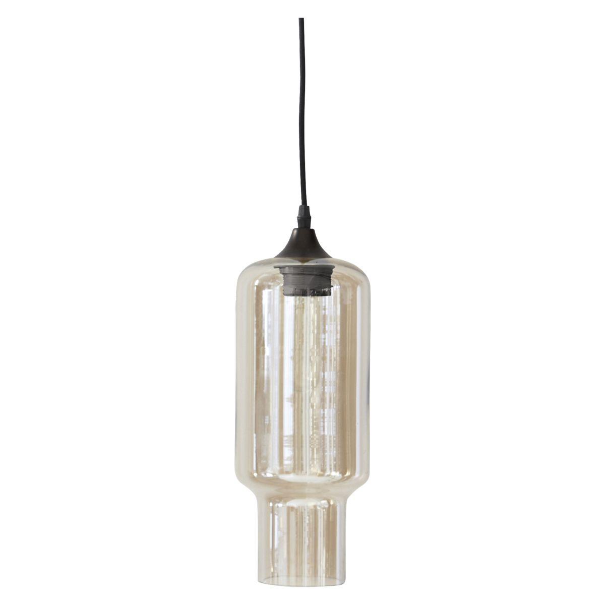 Image of   House Doctor Cube Lampe (Røgfarvet/Sand)