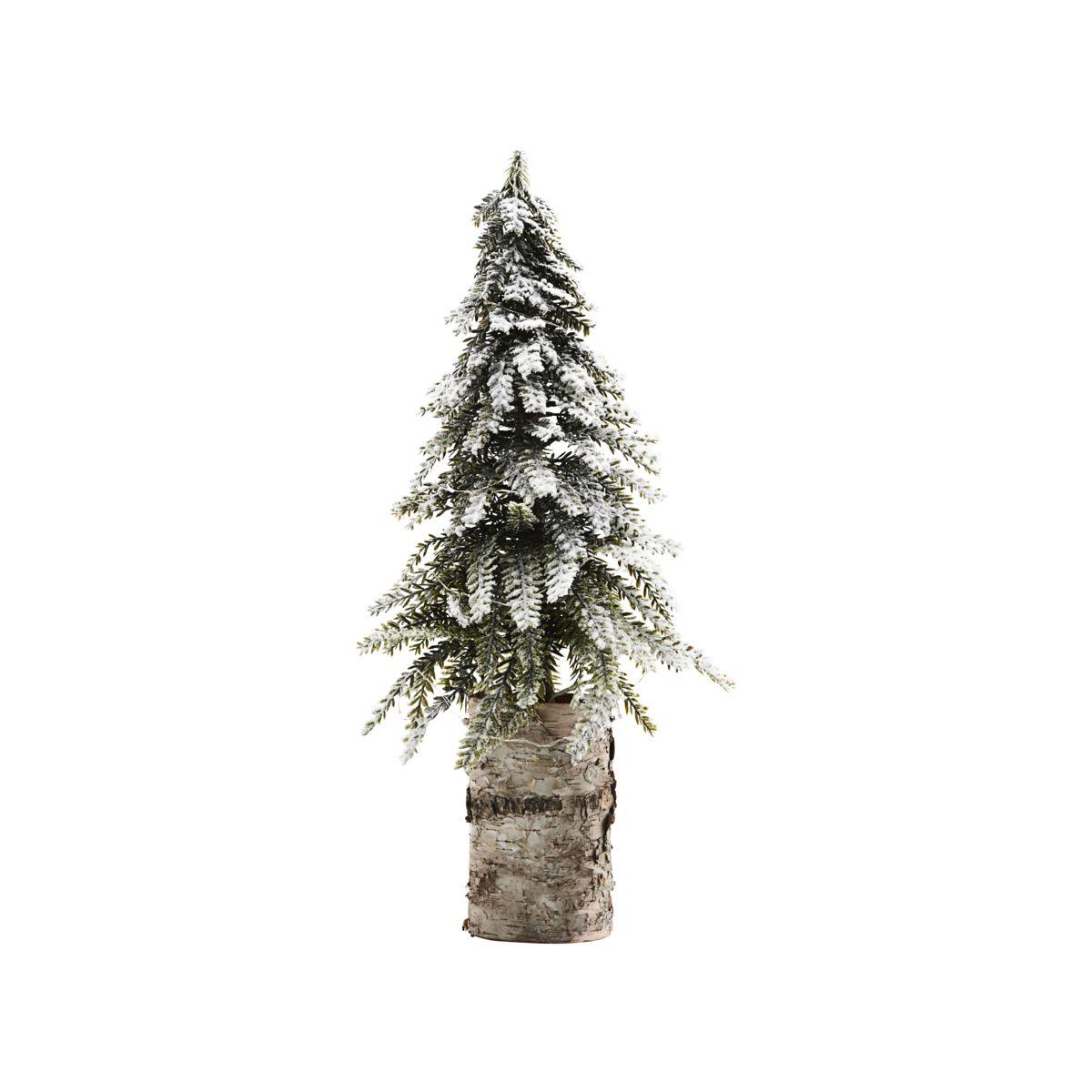 House Doctor Juletræ, 25 LED pærer m. batteriknap, l: 18 cm, b: 18 cm, h: 50 cm