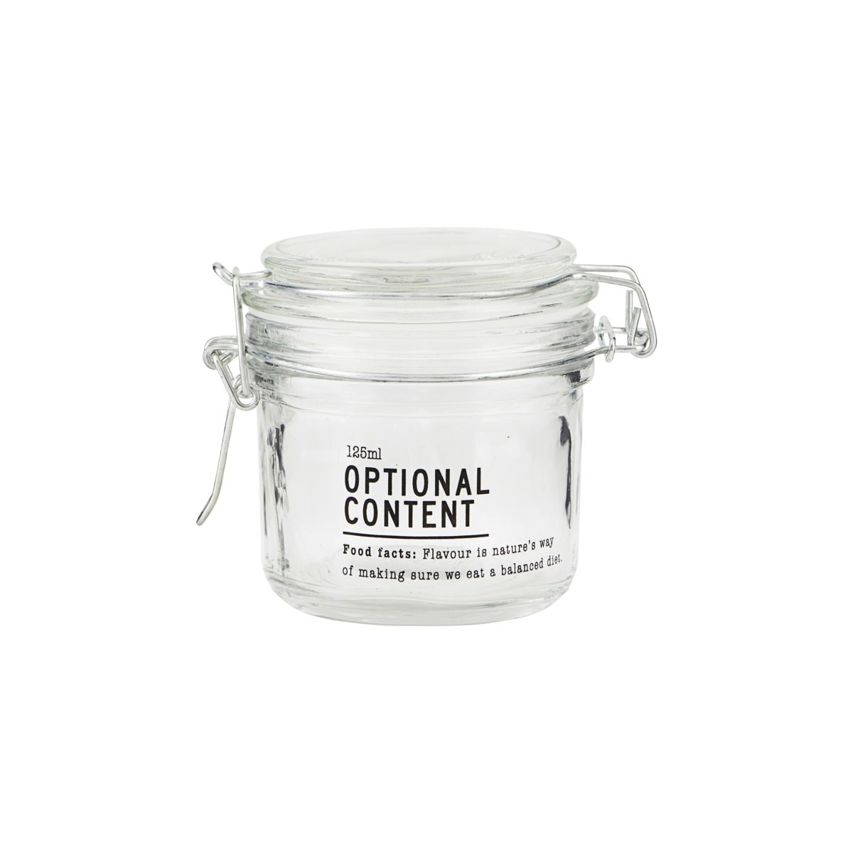 Image of   House Doctor Opbevaring, Optional Content, 125 ml