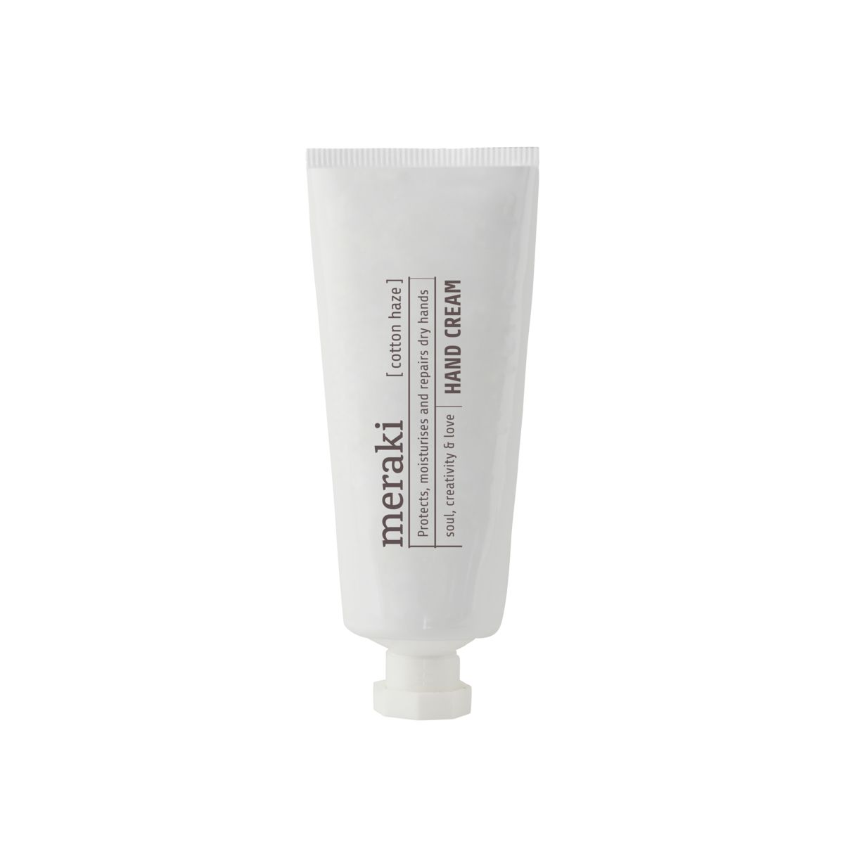 Image of   Meraki håndcreme, Cotten haze, 50 ml.