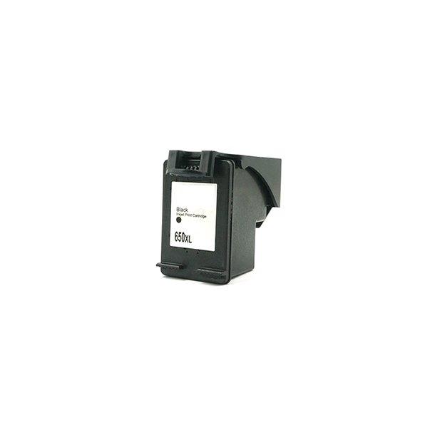 HP 650 XL BK – CZ101AE – Sort 18 ml