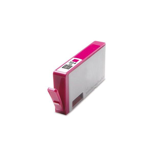 Kompatibel HP 364 XL CB324EE Magenta bläckpatron 15 ml
