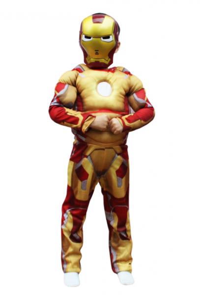 Image of   Kostumer til drenge L Ironman