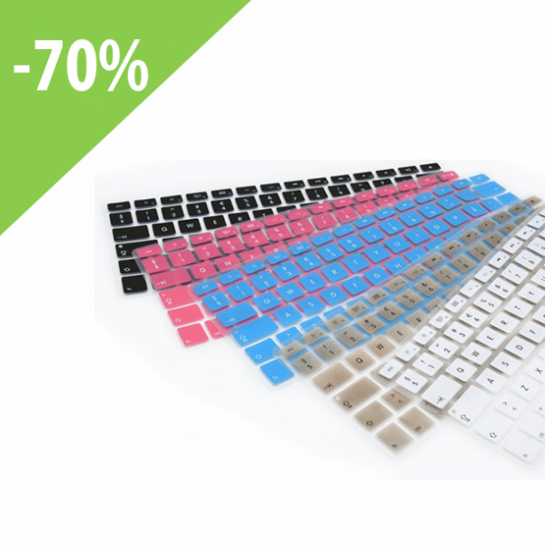 Image of   Macbook Silicone Keyboard Film Gylden