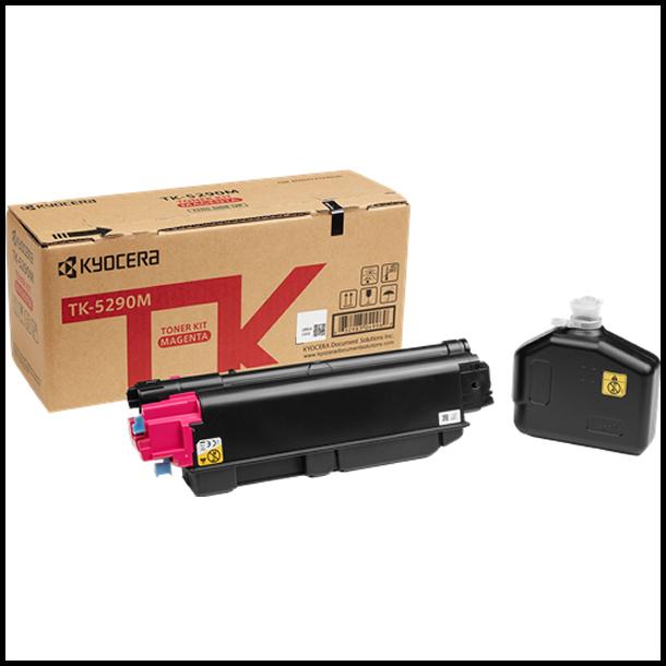 Kyocera TK-5290 M lasertoner – 1T02TXBNL0  – Magenta 13000 sider