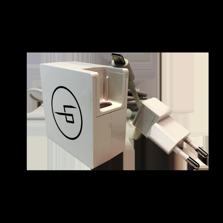 LIFEPOWR USB-D PD 45W laddare