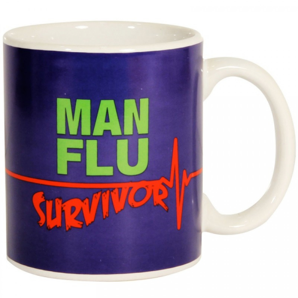 Image of   Man Flu Survivor Koppen