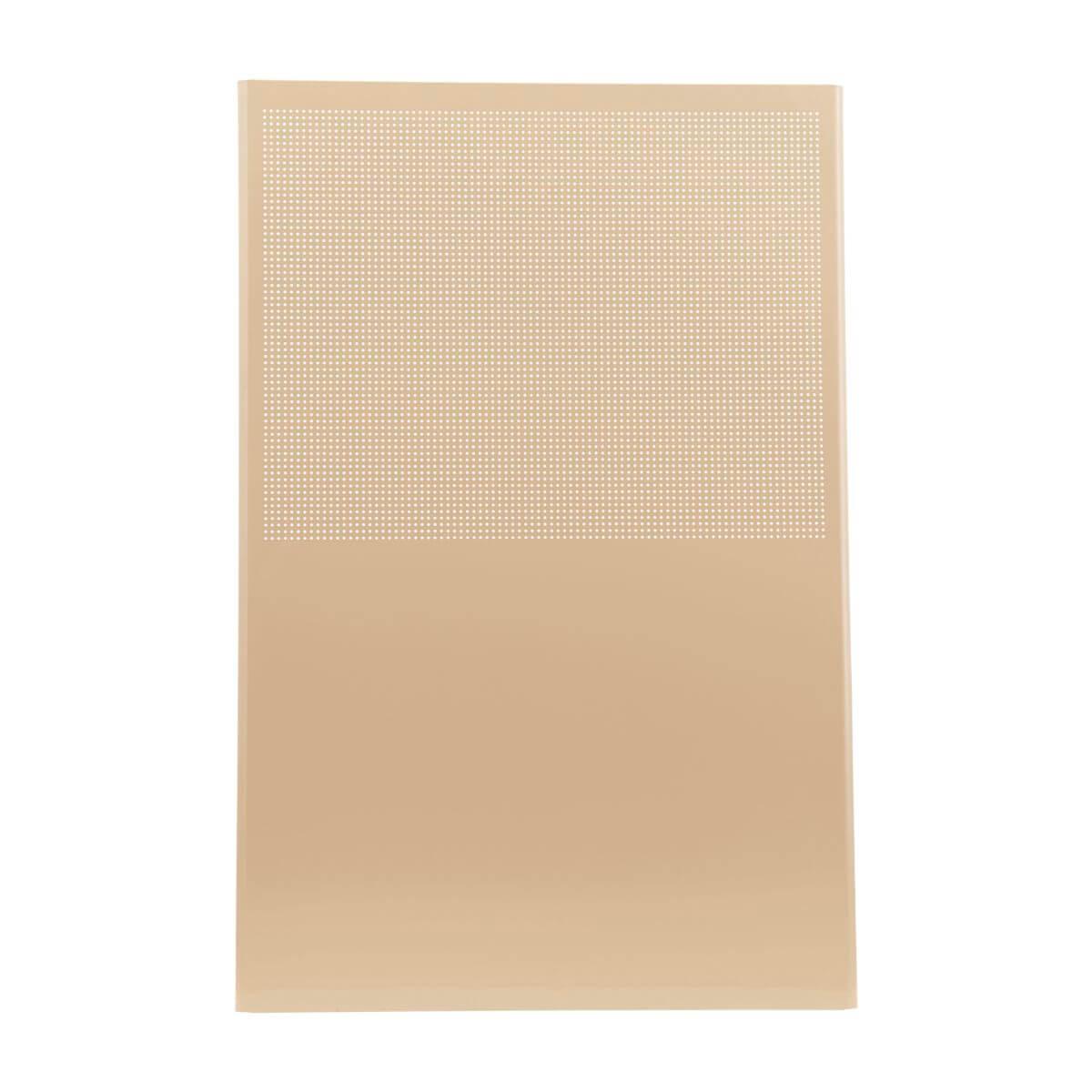 Image of   Monograph Opslagstavle, Grid, Nude, l: 90 cm, b: 60 cm