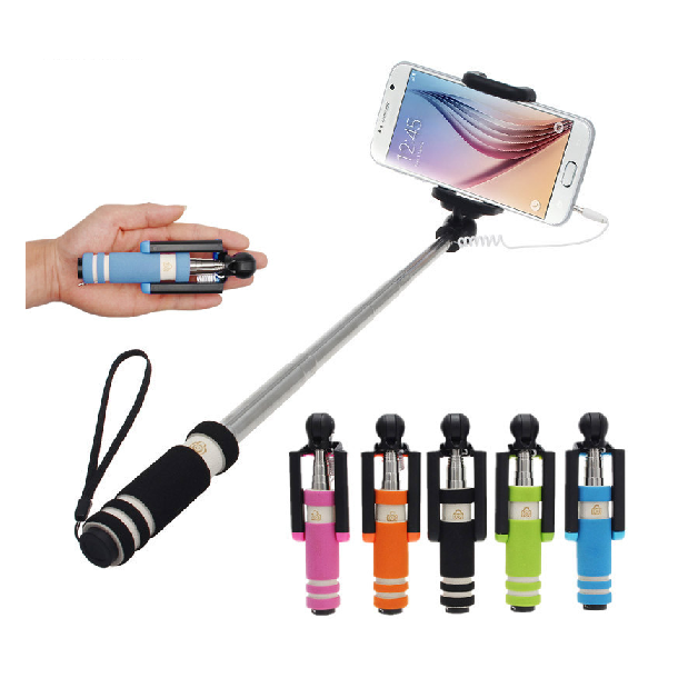 Mini Monopod, Selfie stick