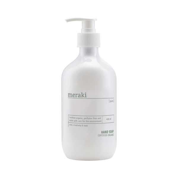 Image of   Meraki Håndsæbe, Pure, 500 ml