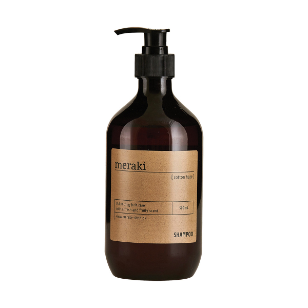 Image of   Meraki Shampoo, Cotton Haze, volume, 500 ml