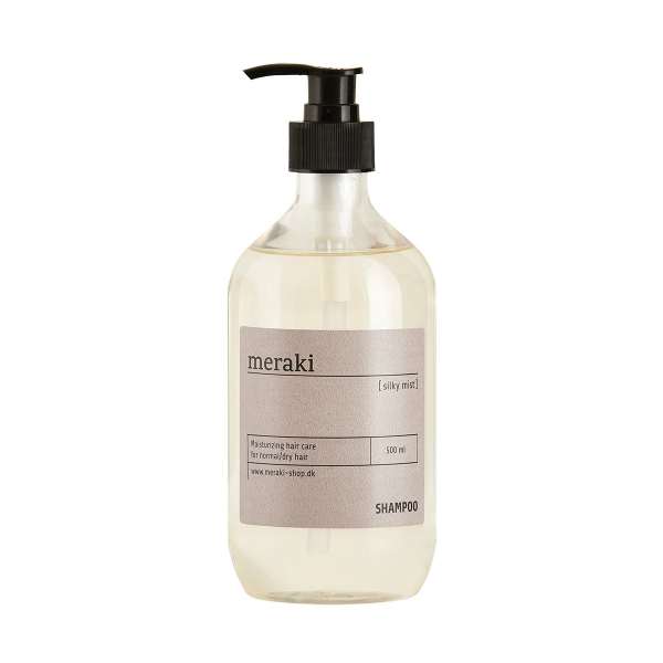 Meraki Shampoo, Silky Mist, moisturizing, 500 ml