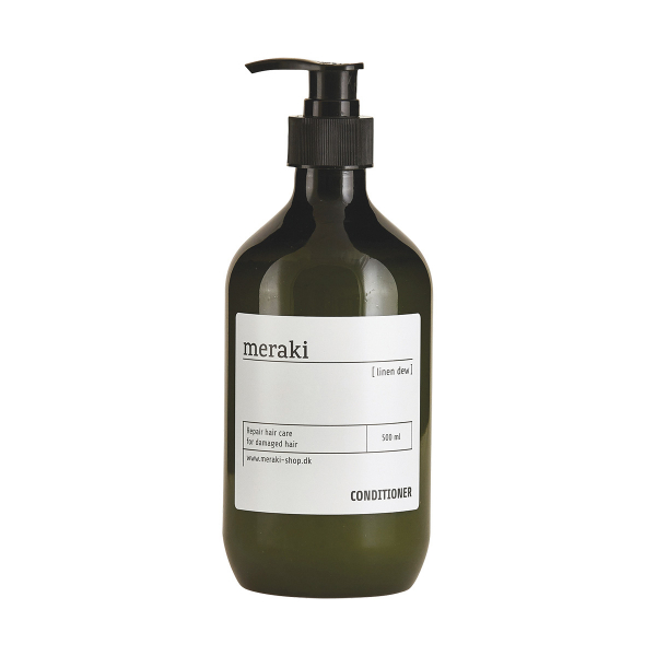 Image of   Meraki Hårbalsam, Linen Dew, repair, 500 ml