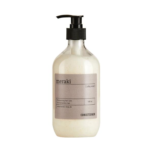 Image of   Meraki, Hårbalsam, Silky Mist, Moisturizing, 500 ml