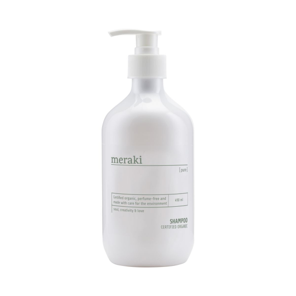 Image of   Meraki Shampoo, Pure, 500 ml