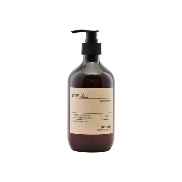 Meraki Body wash, Northern dawn, 490 ml.