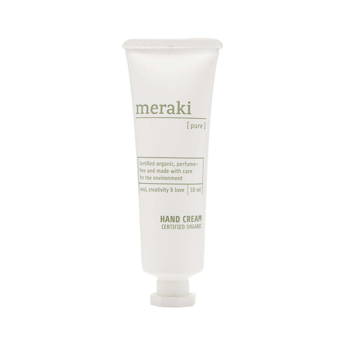 Image of   Meraki Håndcreme, Pure, 50 ml/ 1.7 fl.oz