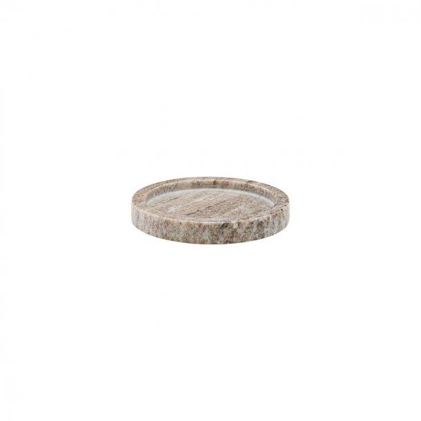Meraki Bricka, Beige, h: 2 cm, dia: 12.5 cm