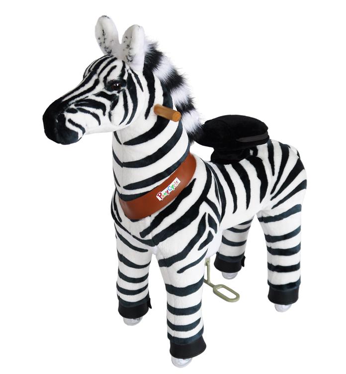 PonyCycle Zebra, lille