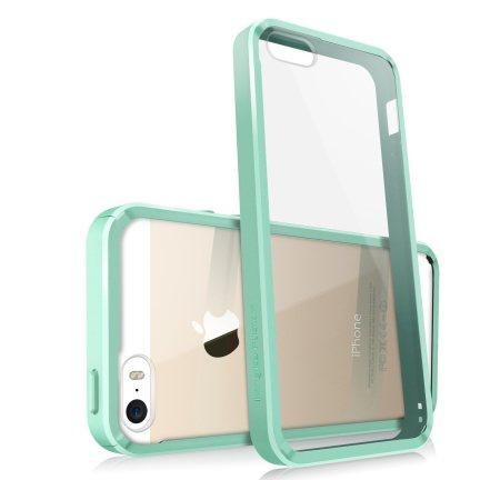 Transperant cover i fede farver iPhone 6 / 6S / 7 / 8 / SE 2. gen Gul