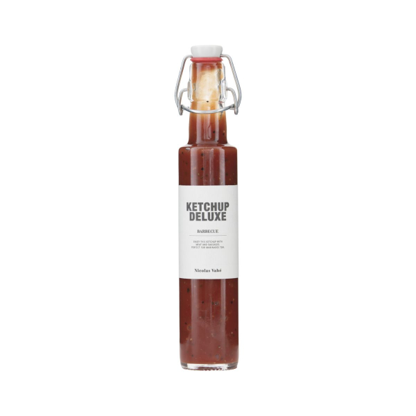 Image of   Nicolas Vahé Gourmet Ketchup Deluxe, Barbecue, 280 g