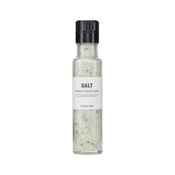 Nicolas Vahé Salt - Parmesan Ost & Basilikum