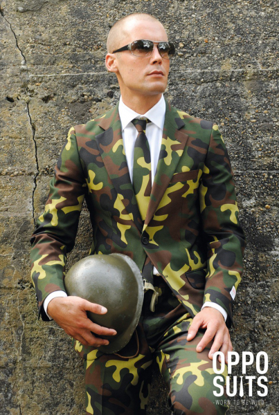 Image of   Opposuit - The Commando EU56