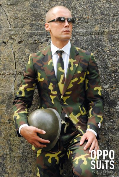 Opposuit - The Commando EU56