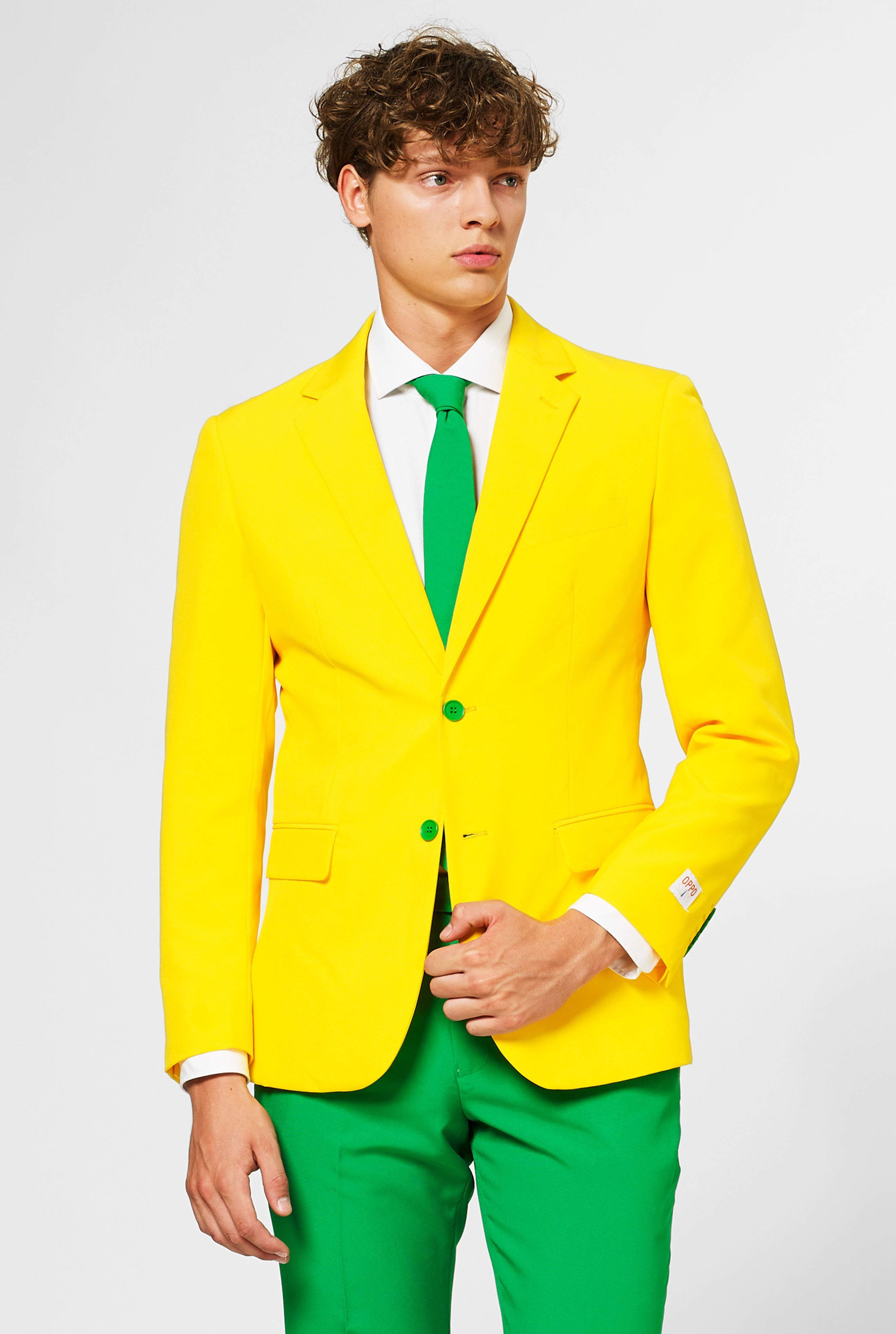 Opposuit - Green and Gold EU58