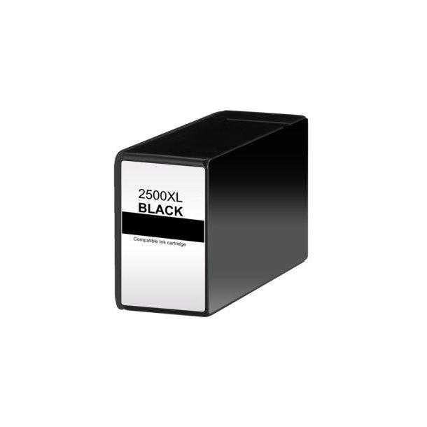 Canon PGI 2500 XL BK, sort Pigment blækpatron (80 ml)