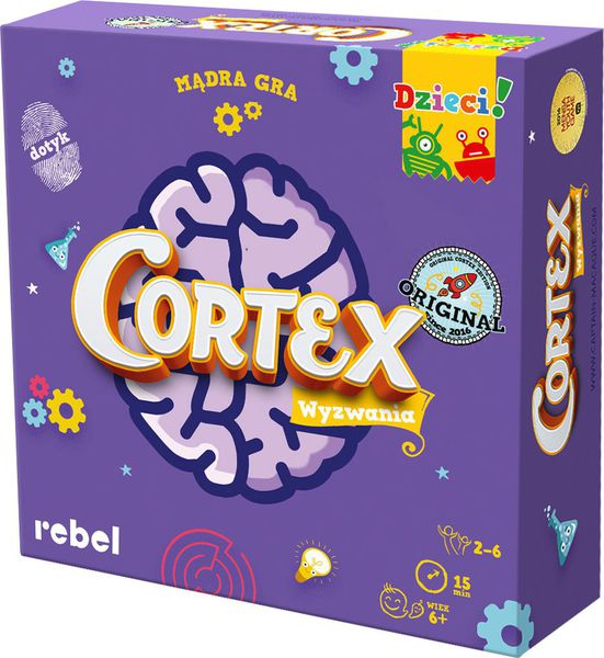 Image of   Cortex Challenge Kids